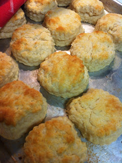 Sleepover Biscuits