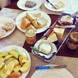 A Plowman's Lunch
