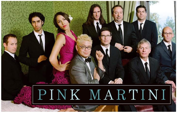I'll have a Pink Martini