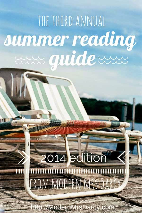 Modern Mrs. Darcy's Summer Reading List
