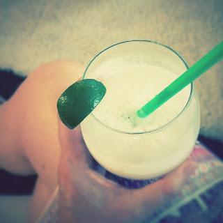 Summertime Cocktail — Coconut Mojito