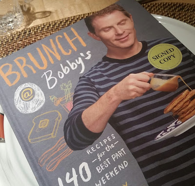 Brunch with Bobby Flay and Williams-Sonoma