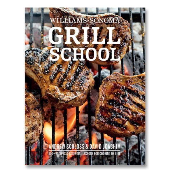 williams sonoma grill school
