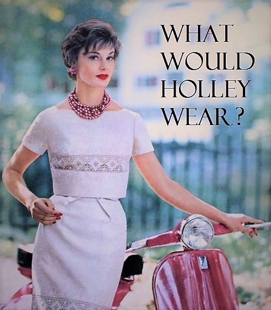 What Would Holley Wear: Be Still My Heart Edition