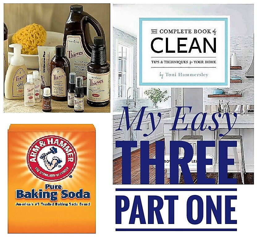My January Easy Three:  Part one