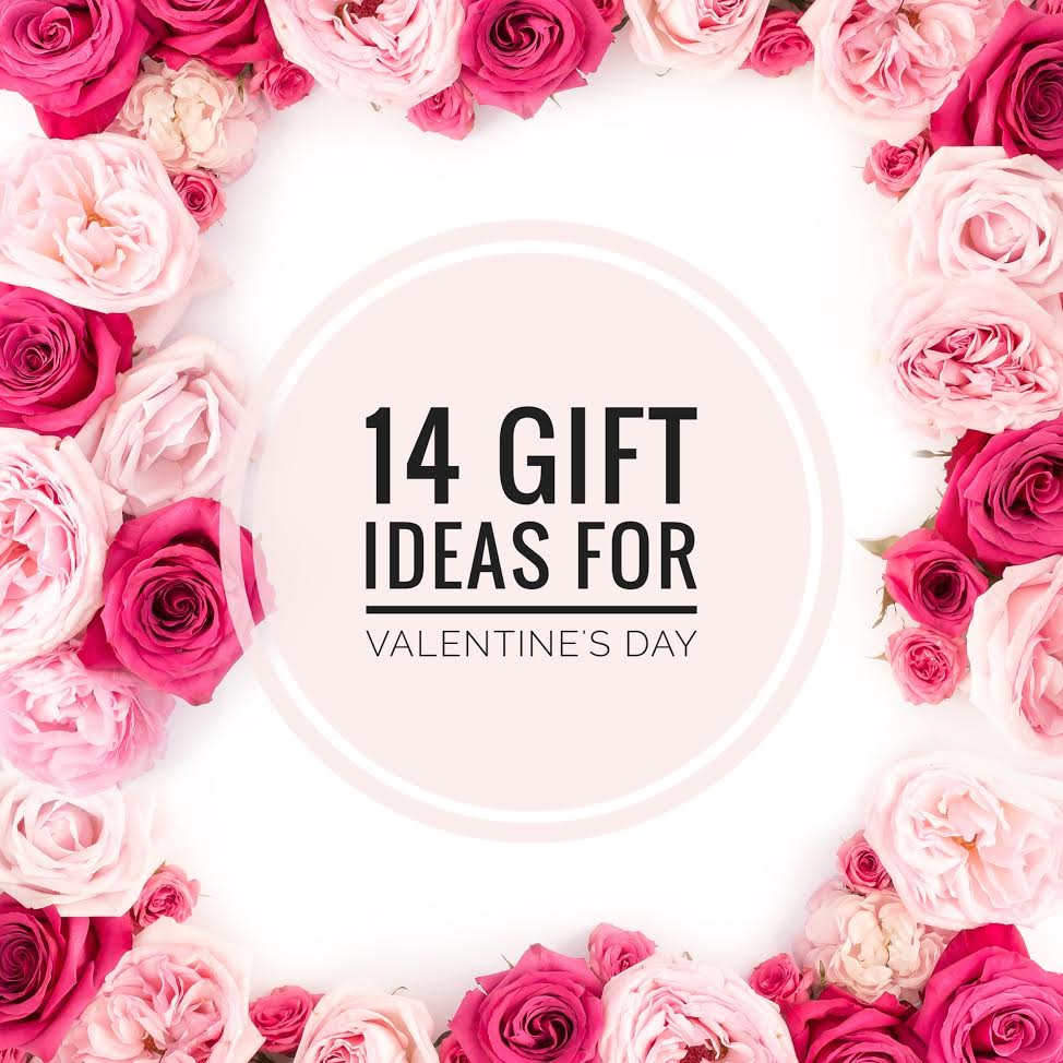14 Gift Ideas for Valentine's Day