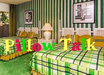 Pillow Talk:  Fun Stuff About Mrs. Twist