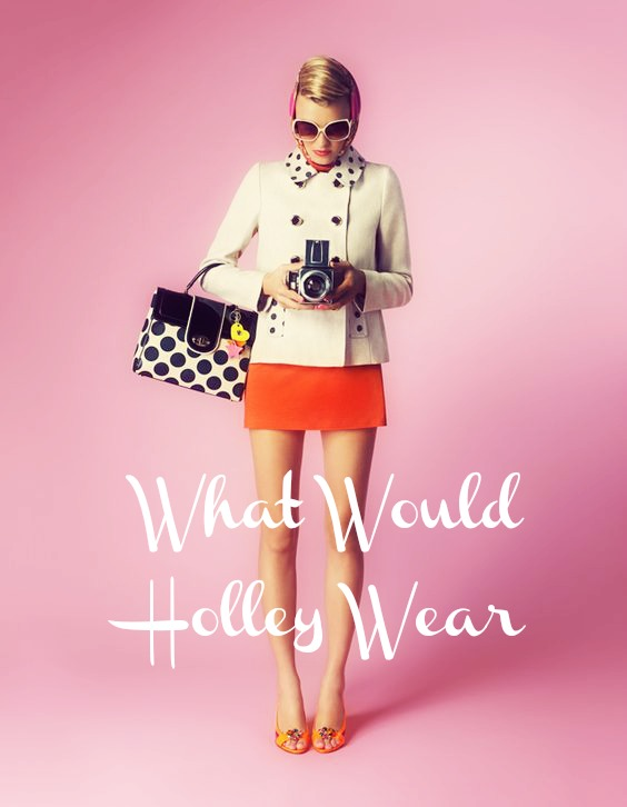 What Would Holley Wear:  Arm Party!