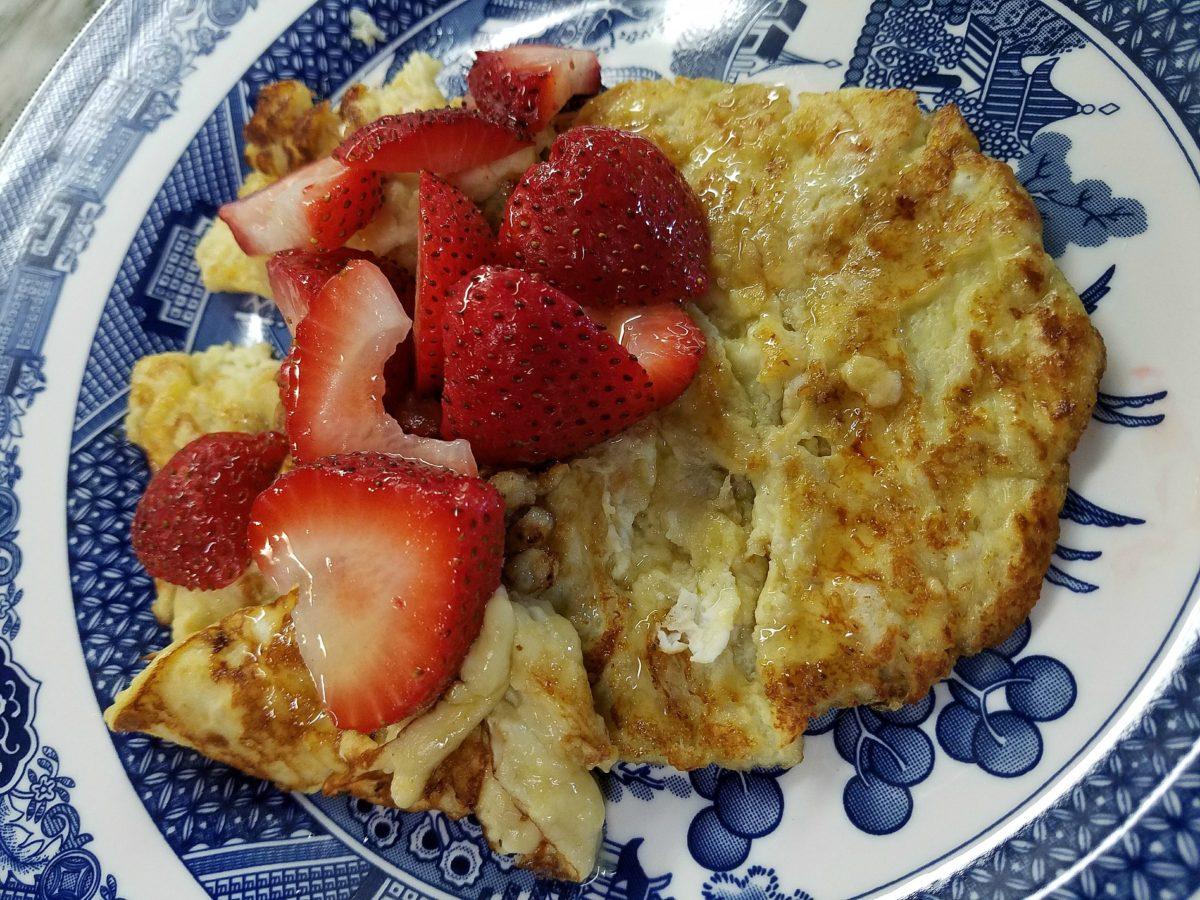 Rhoda's Paleo Banana Pancakes