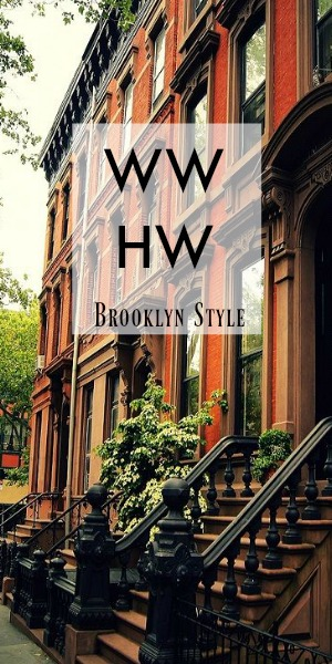 What Would Holley Wear:  Brooklyn Style