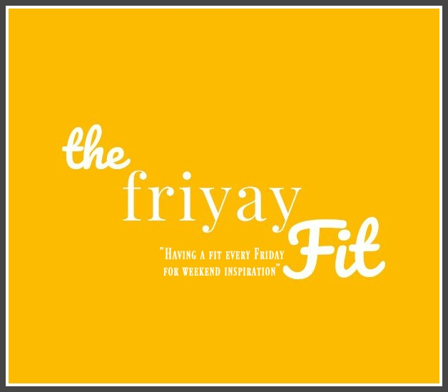 Friyay Fit — The Three T's