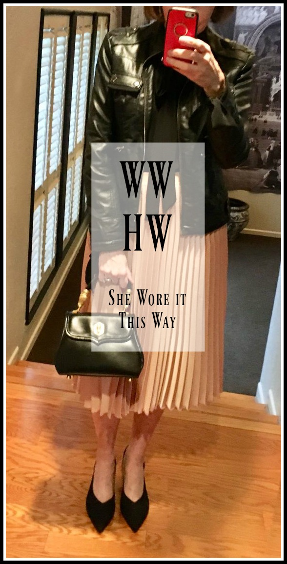What Would Holley Wear:  She Wore It This Way