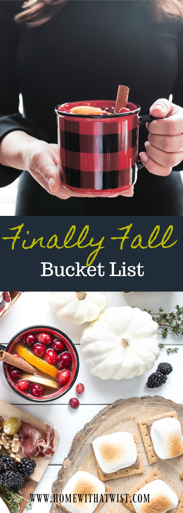 It's Finally Fall — Create Your Bucket List!