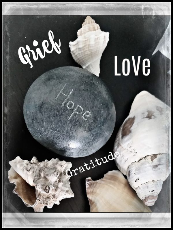 a message of grief hope gratitude and thanksgiving home with a twist