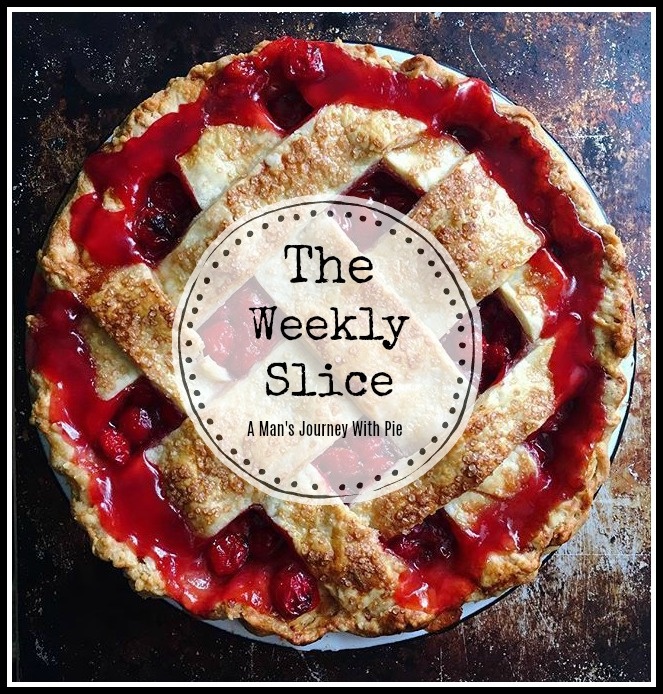 The Weekly Slice:  Vinegar Pie Recipe