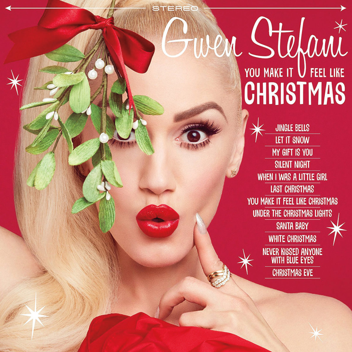 It's Buzzworthy – Gwen Makes it Feel Like Christmas!