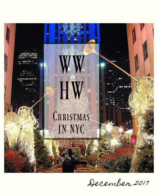 What Would Holley Wear:  Christmas in NYC!