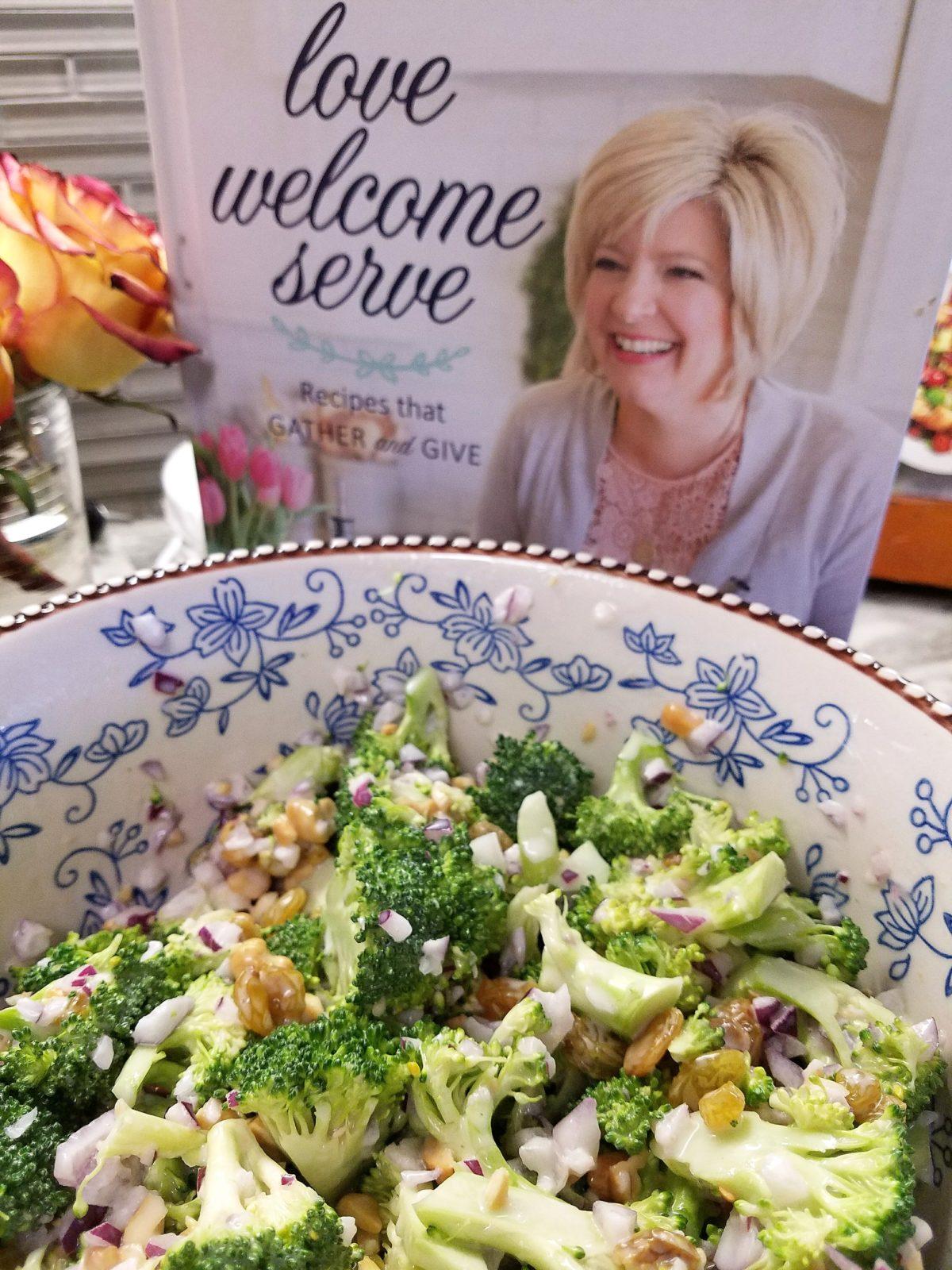 Potluck Broccoli Salad