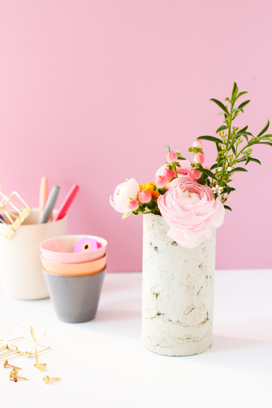 DIY Vases That Are Just As Beautiful As The Flowers In Them