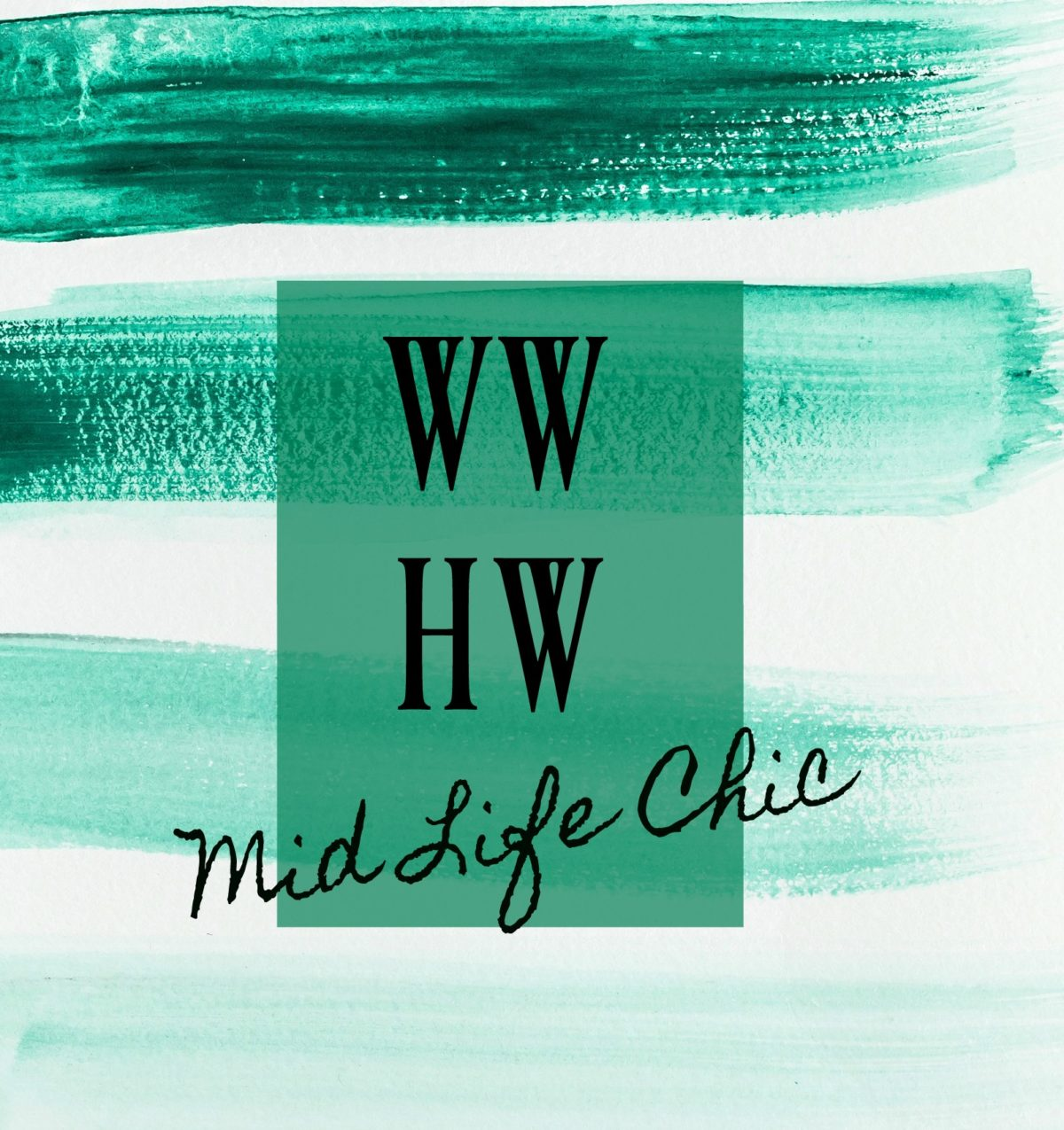 What Would Holley Wear:  Mid-Life Chic