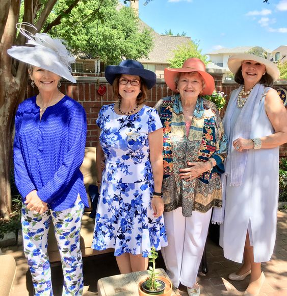 What to Wear to a Garden Party