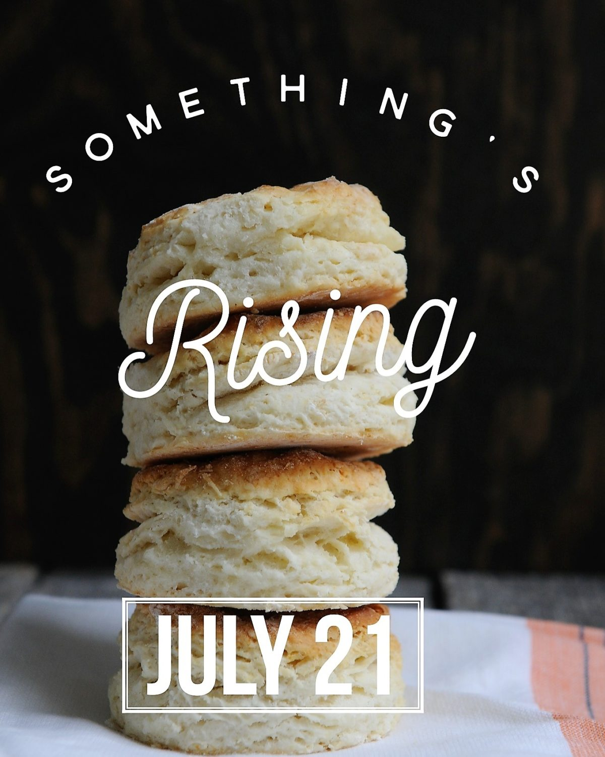 Something's Rising — Save the Date!