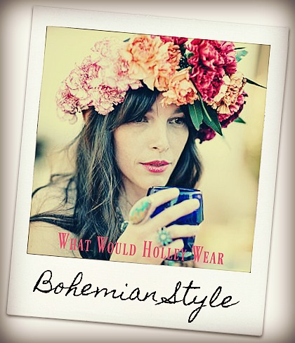 What Would Holley Wear: Five Summertime Bohemian Trends