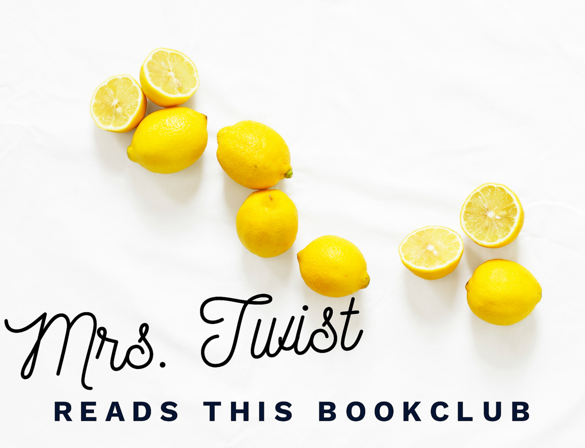 Mrs. Twist Reads This:  The Lemonade Year