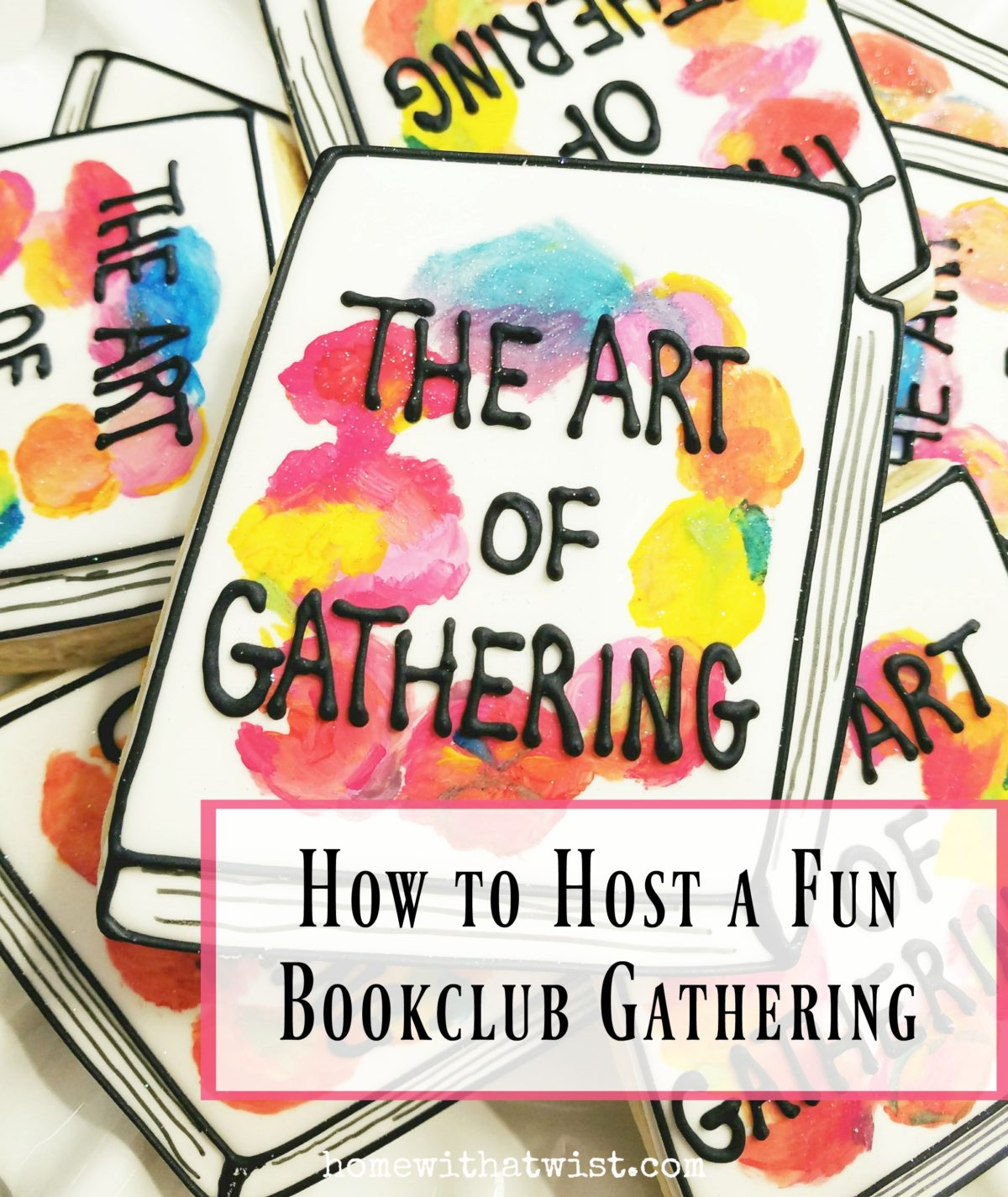 Art of Gathering Book Club Party!