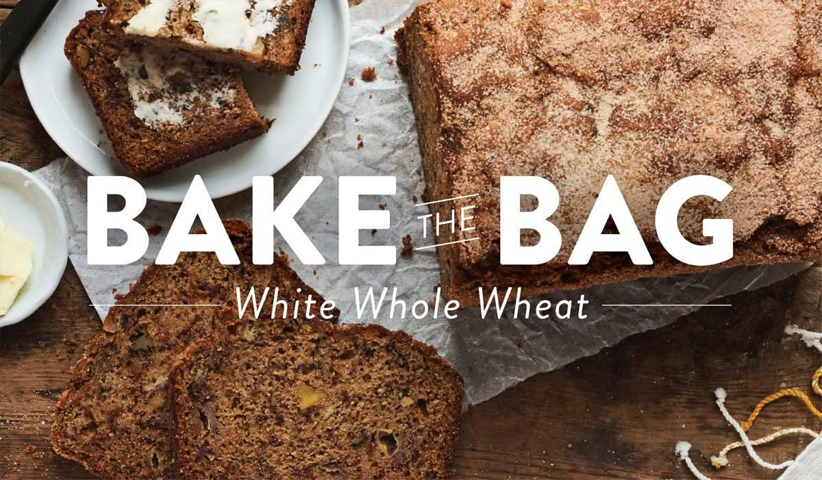 Bake the Bag with King Arthur Flour