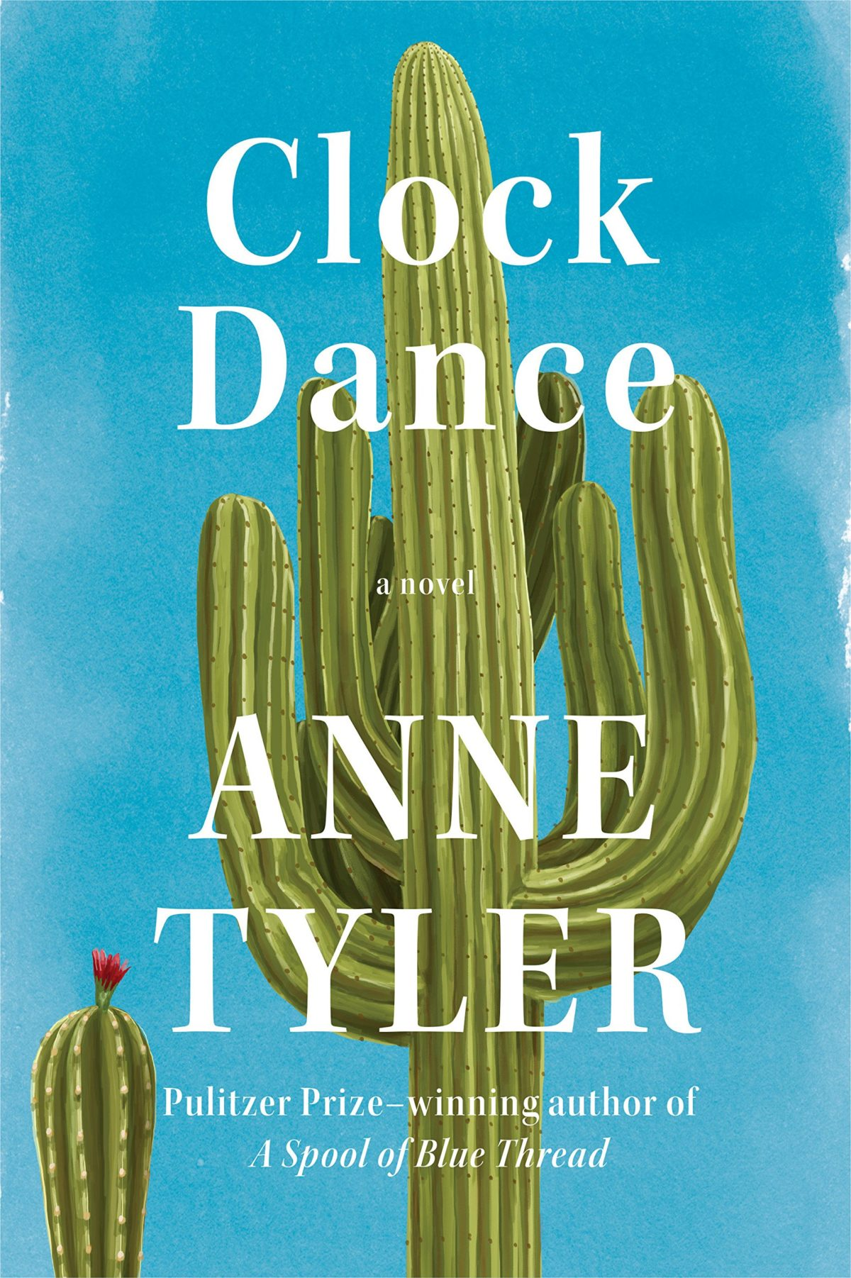 Mrs. Twist Reads This — Clock Dance by Anne Tyler