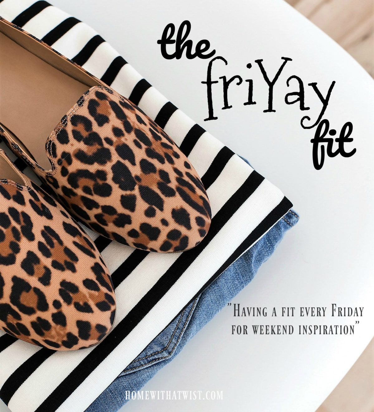 The FriYay Fit – Outfit of the Day