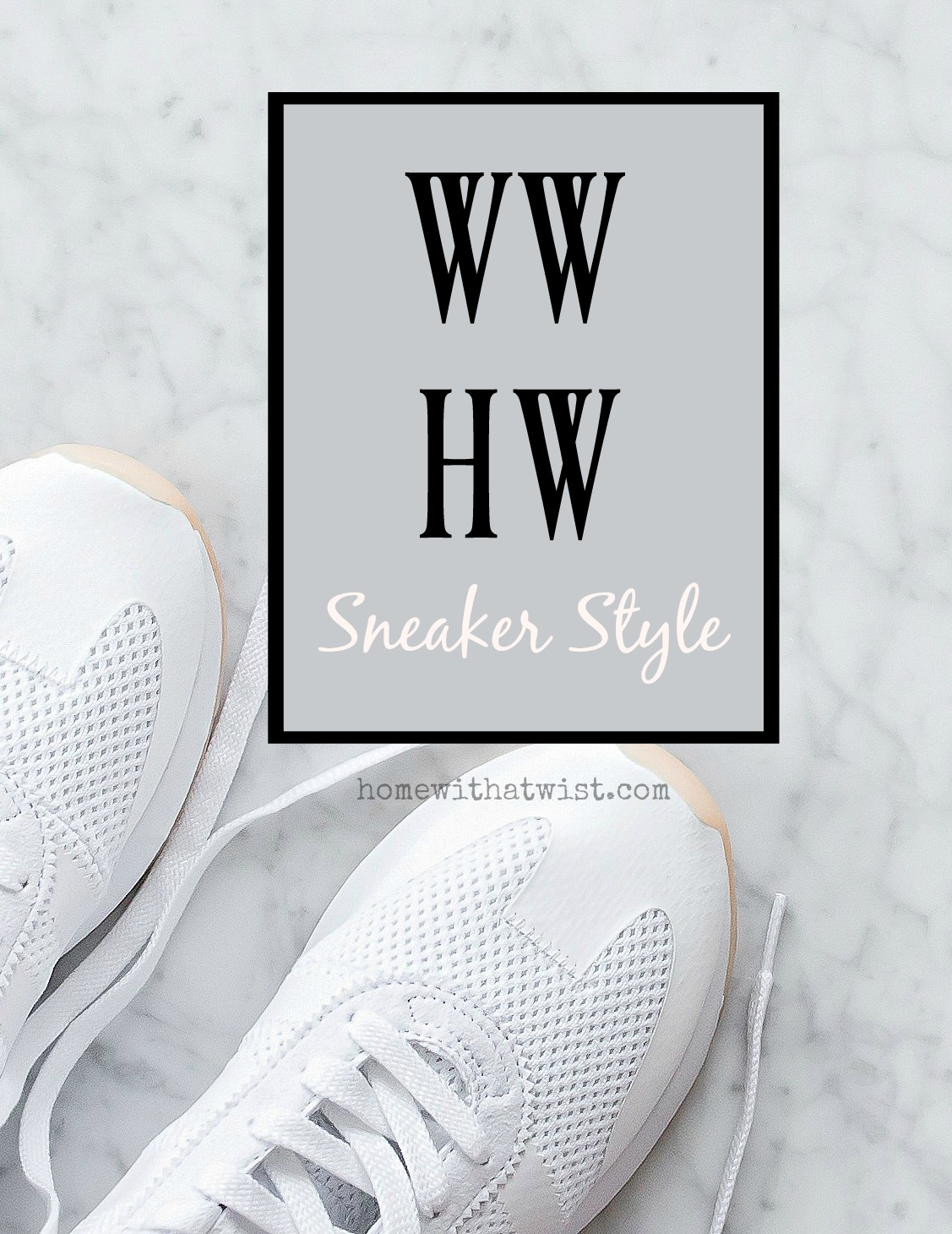 What Would Holley Wear:  Sneaker Style