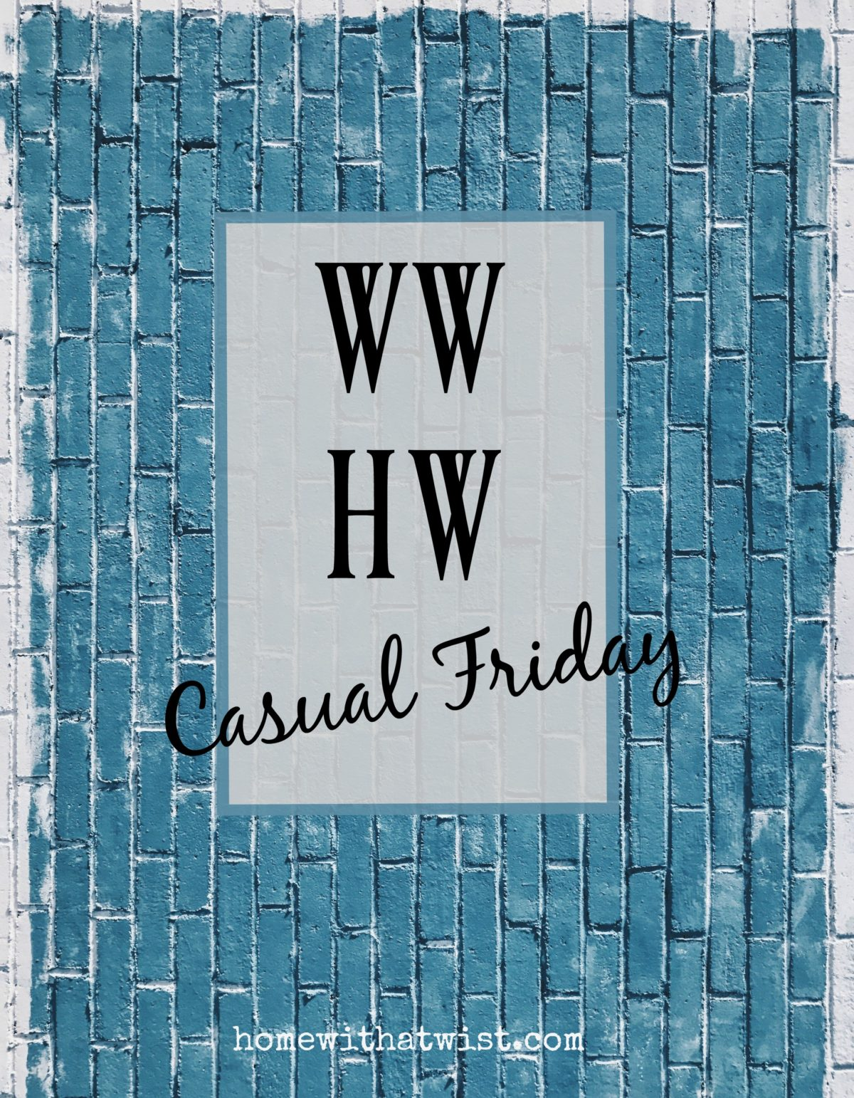 What Would Holley Wear:  Casual Friday