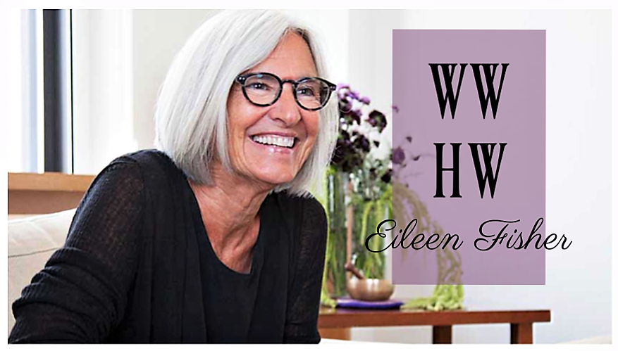 What Would Holley Wear: Cool and Classic Eileen Fisher