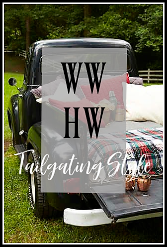 What Would Holley Wear:  Tailgating Style