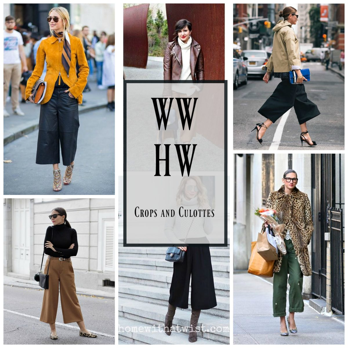 08f33a9cb329 What Would Holley Wear  Fall Crops and Culottes. Outfit Ideas
