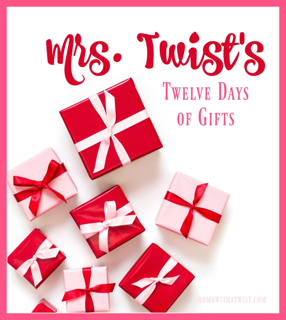 Mrs. Twist's 12 Days of Gifts — Google Hub and Carl the Snowman