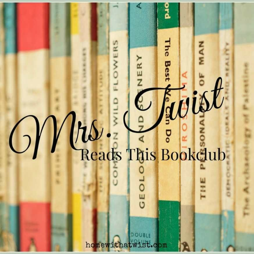 Mrs. Twist Reads This:  The Library Book by Susan Orlean