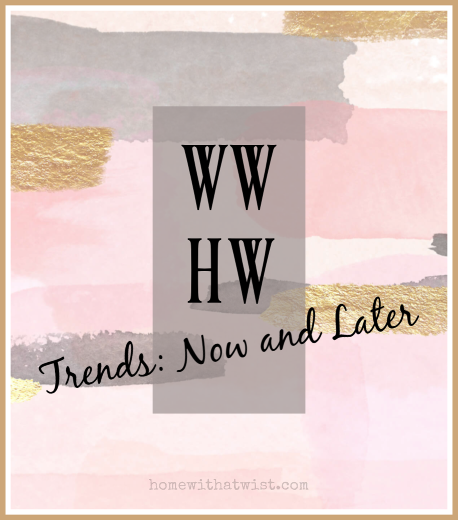 What Would Holley Wear:  Trends Now and Later