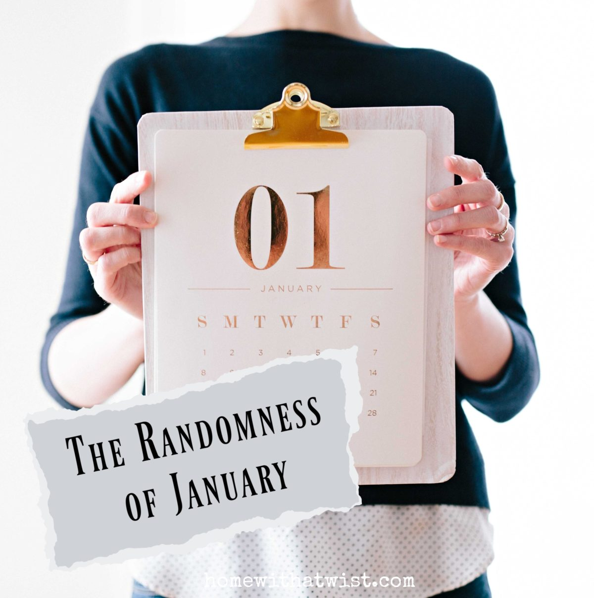 The Randomness of January:  Breaking Up with Cable, Simmer Sauce, Kind Replies and Other Stuff