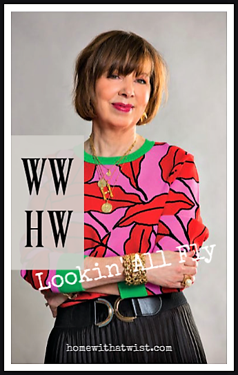What Would Holley Wear:  Lookin' All Fly