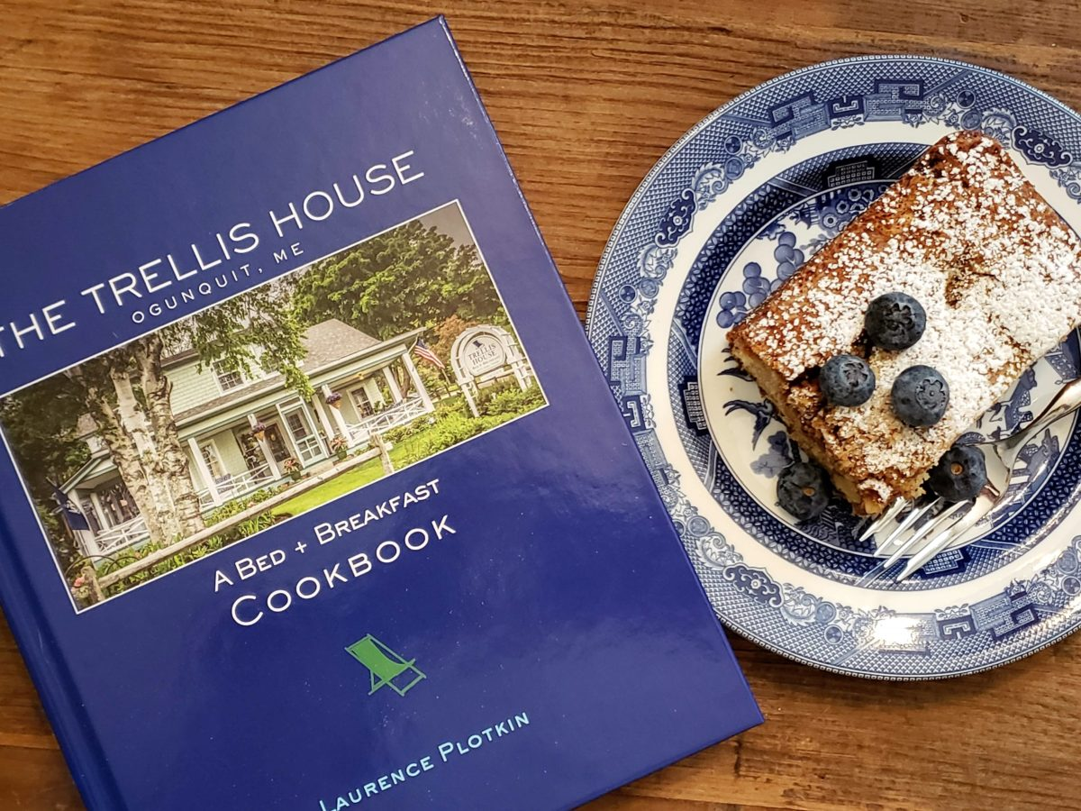 Trellis House Coffee Cake