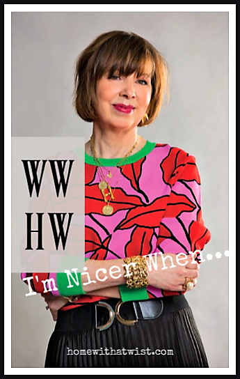 What Would Holley Wear:  I'm Nicer When…