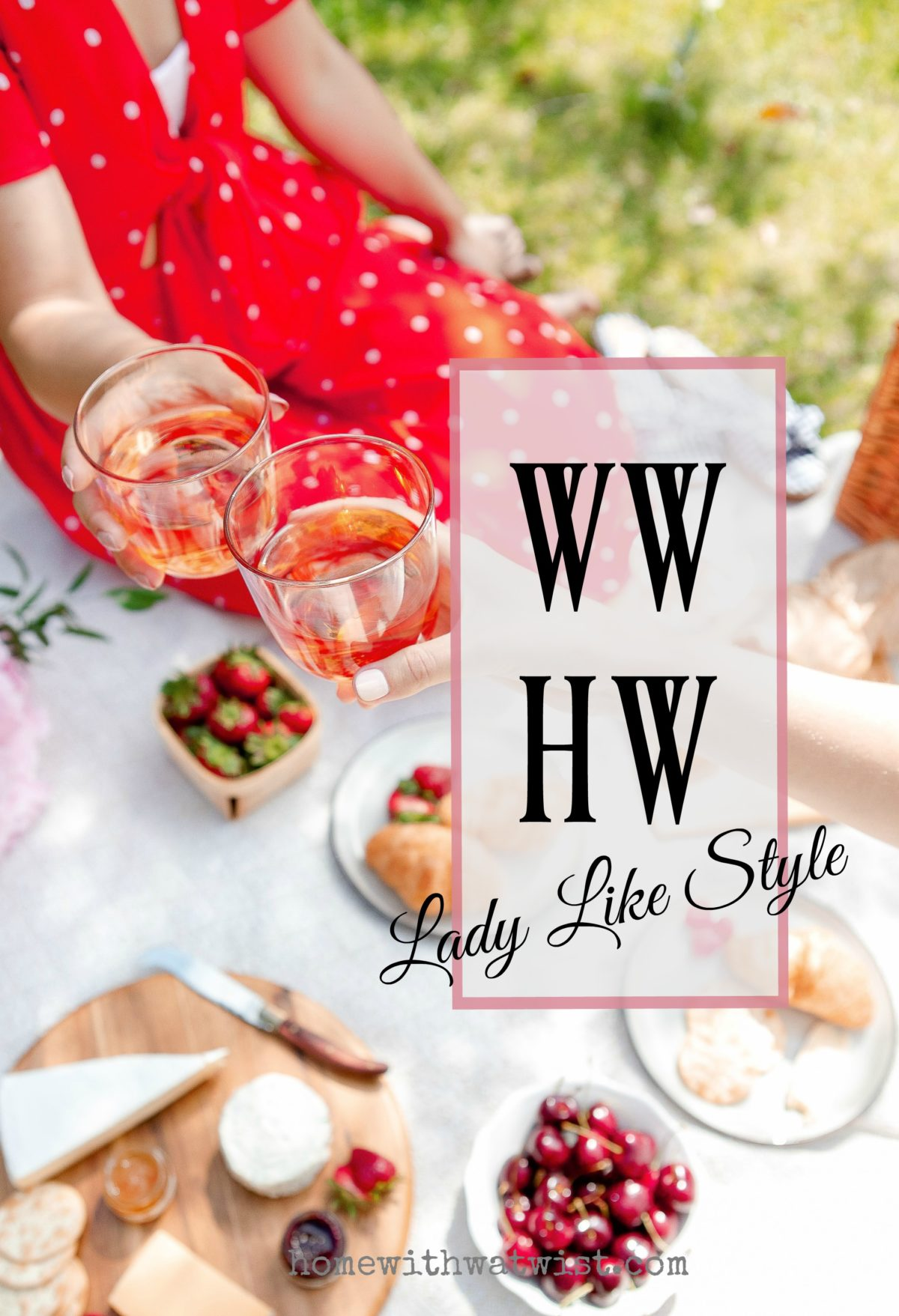 What Would Holley Wear:  Three Ways to Achieve the Ladylike Look