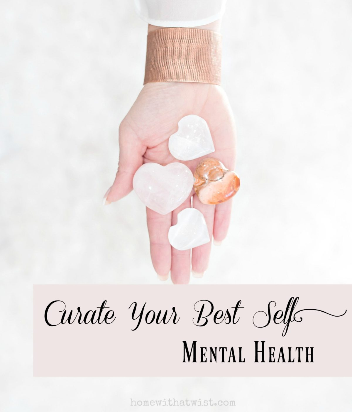 Curating Your Best Self – Being Brave
