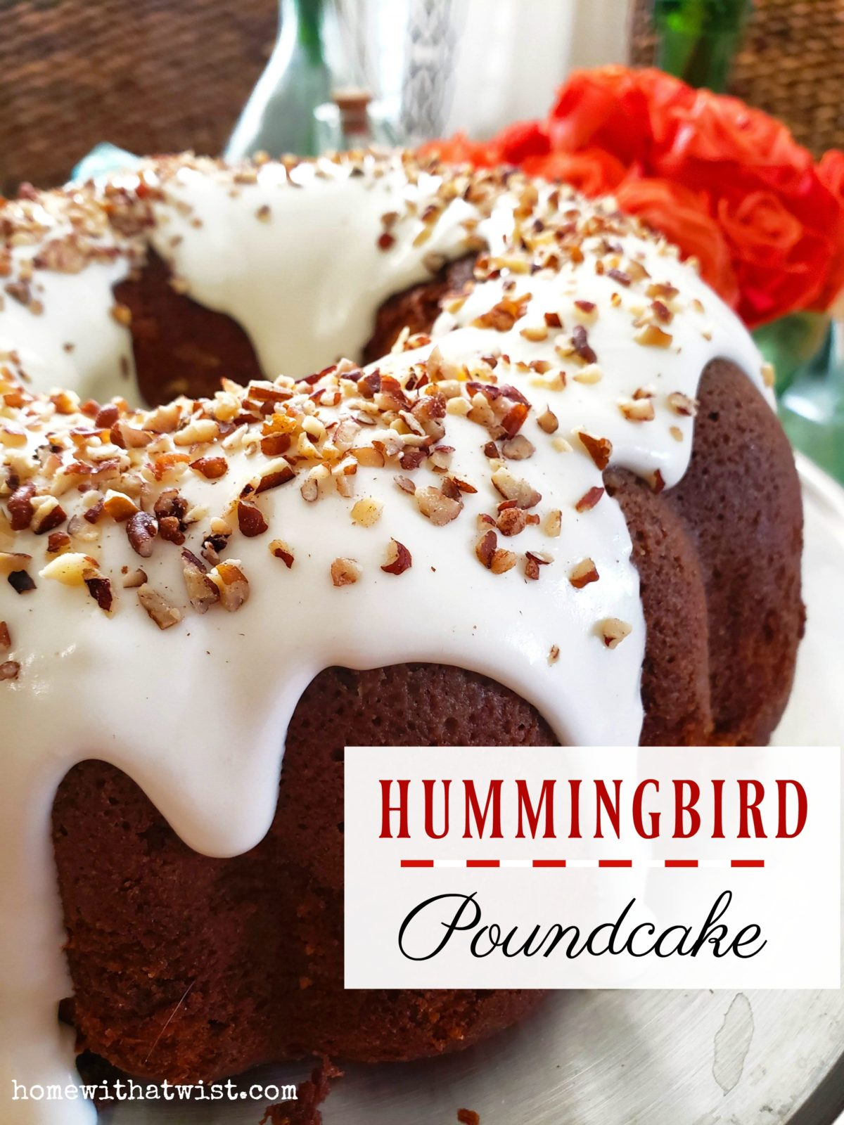 Hummingbird Poundcake