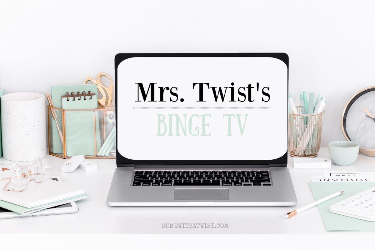Three Binge-Worthy TV shows and Pinterest Popcorn Recipes