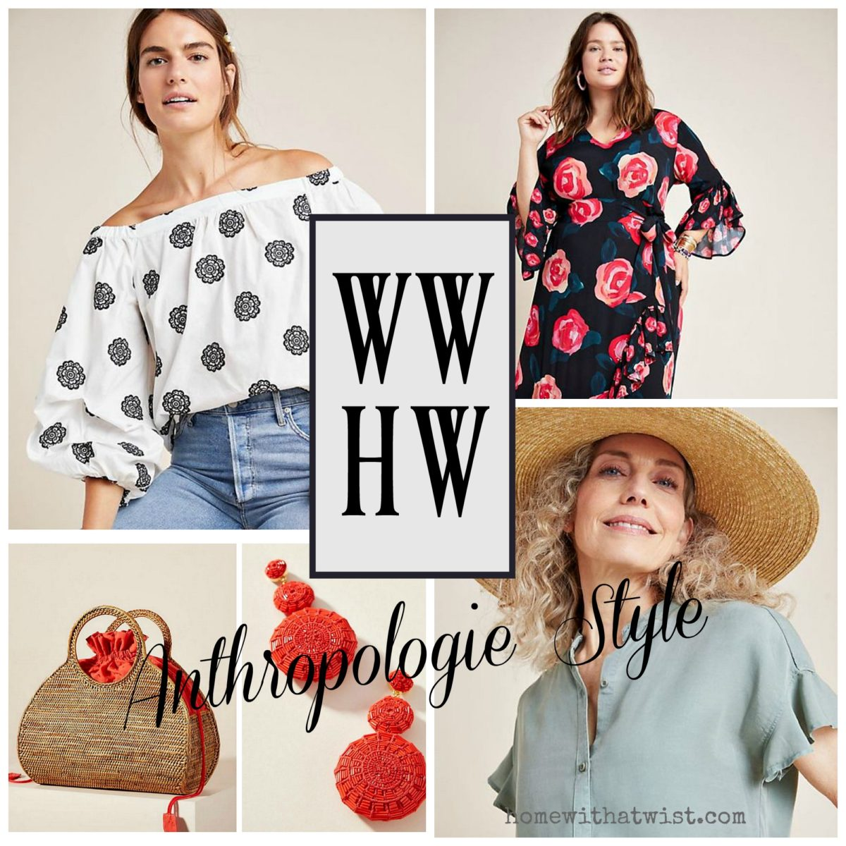 What Would Holley Wear: Anthropologie Edition