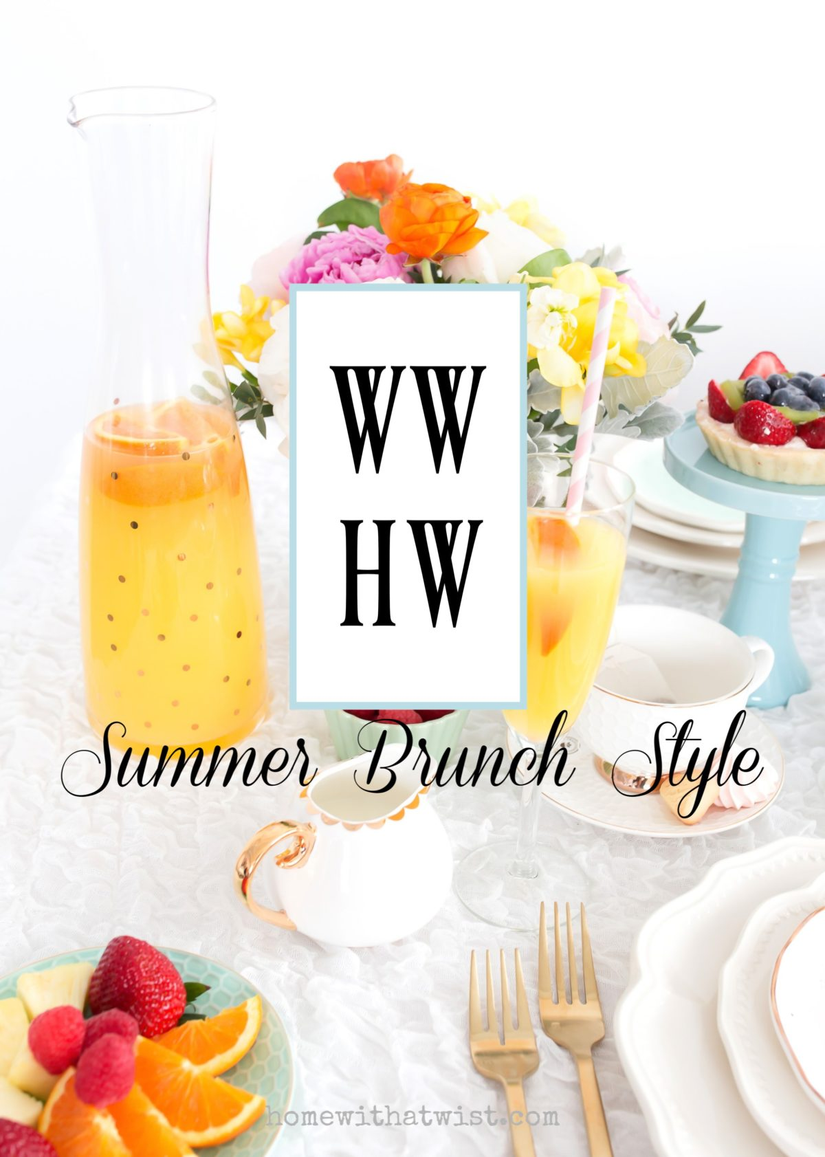What Would Holley Wear: Five Favorite Brunch Spots